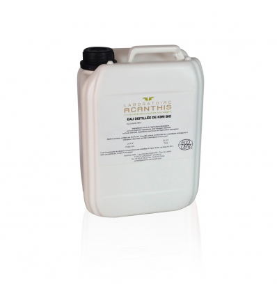 Eau distillée de Kiwi BIOCOS - Actinidia chinensis